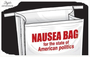 Tom Stiglich | Political Nausea Bag copy